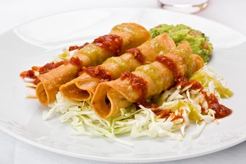 Authentic Easy Chicken Taquitos Recipe