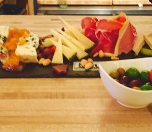 Cheese Platter Mammoth Mountain